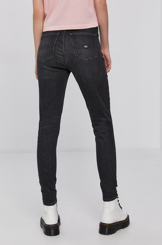 Tommy Jeans - Džíny Nora  83% Bavlna, 3% Elastan, 4% elastomultiester, 10% Modal