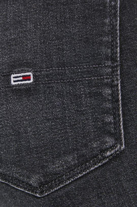 černá Tommy Jeans - Džíny Nora