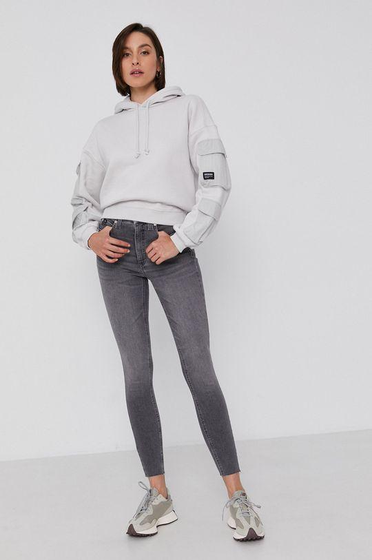 Calvin Klein Jeans - Jeansy szary