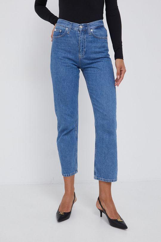 Calvin Klein Jeans - Jeansy Carol niebieski