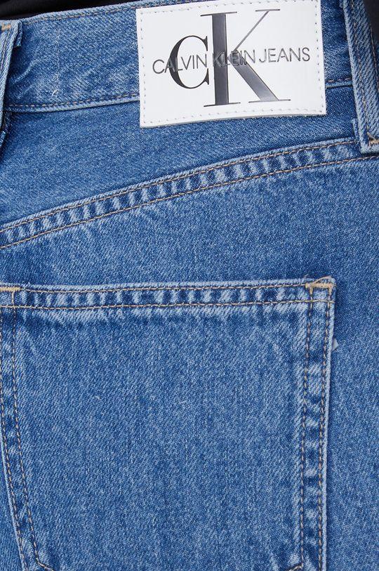 niebieski Calvin Klein Jeans - Jeansy Carol