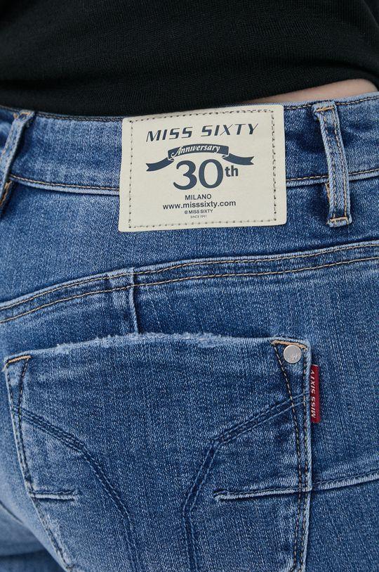 niebieski Miss Sixty - Jeansy My Magic Cropped