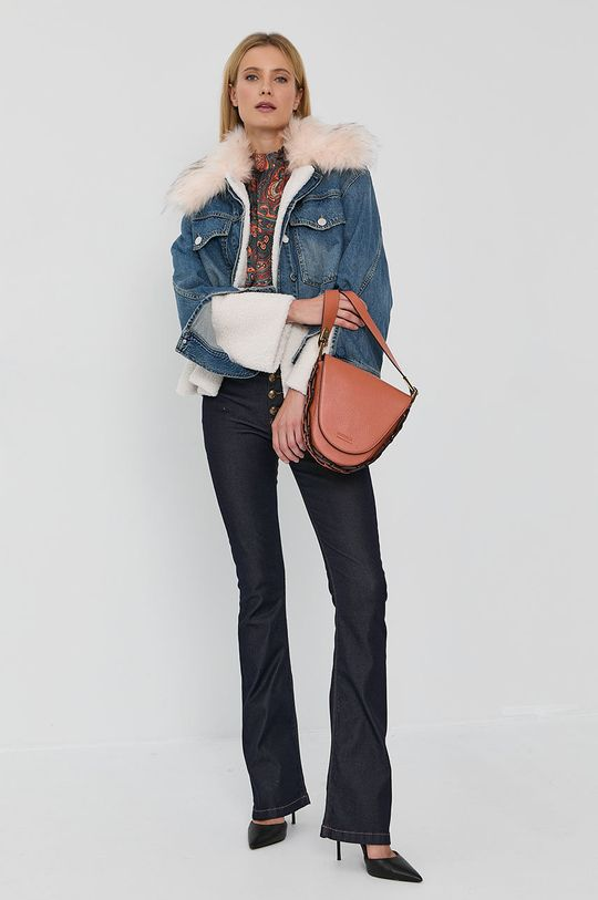 Marciano Guess - Jeansi Mini Flare bleumarin