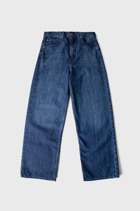 granatowy Levi's - Jeansy Wellthread High Loose Jeans Damski