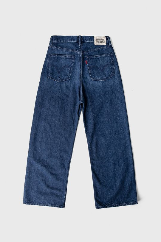 Levi's - Jeansy Wellthread High Loose Jeans granatowy