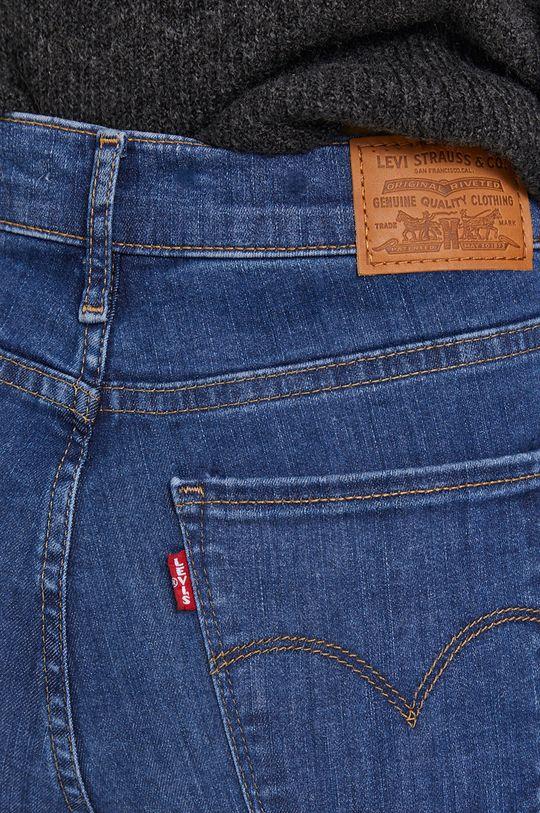 niebieski Levi's - Jeansy 720