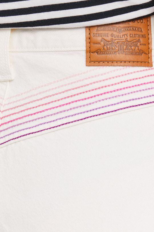 krémová Levi's - Rifle Ribcage