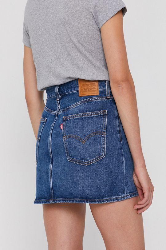 Levi's - Spódnica jeansowa 79 % Bawełna, 21 % Lyocell