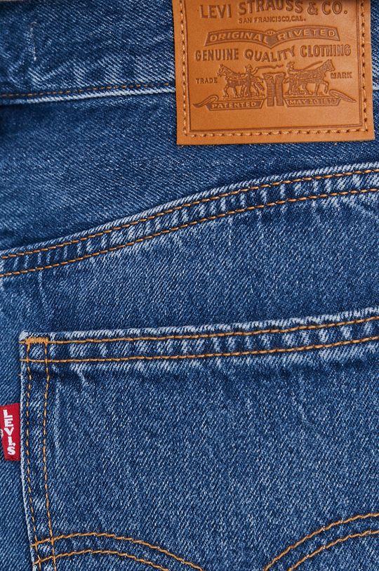 niebieski Levi's - Spódnica jeansowa