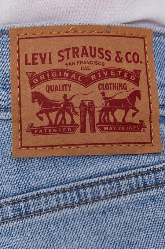 niebieski Levi's - Jeansy