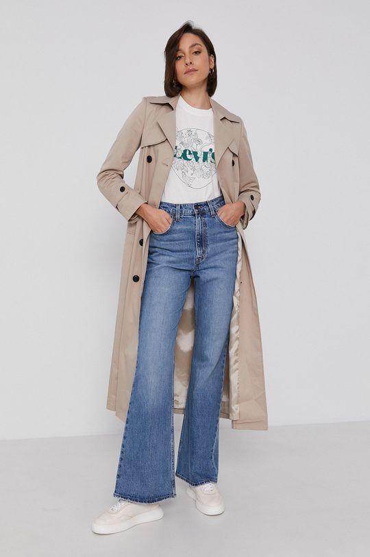 Levi's - Jeansy 70S High Flare niebieski