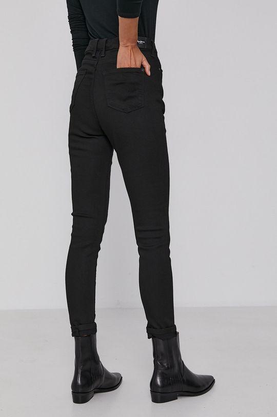 Pepe Jeans - Džíny Dion  2% Elastan, 30% Polyester, 68% Viskóza