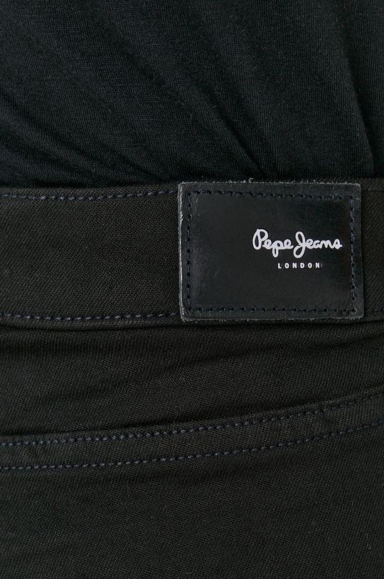 černá Pepe Jeans - Džíny Dion