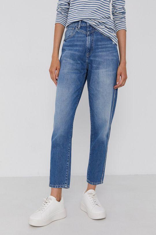 niebieski Pepe Jeans - Jeansy Rachel Damski