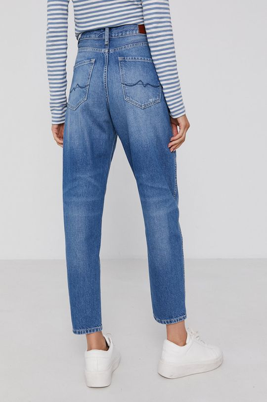 Pepe Jeans - Jeansy Rachel Materiał zasadniczy: 100 % Bawełna, Inne materiały: 35 % Bawełna, 65 % Poliester