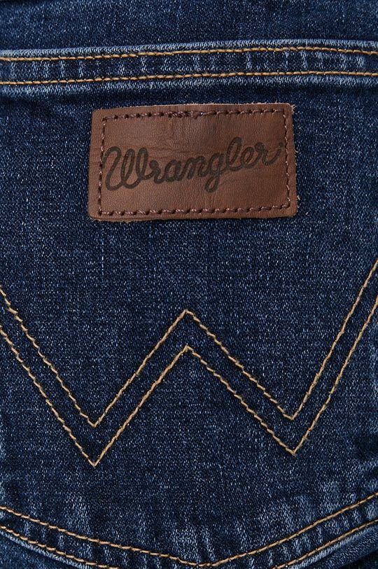 námořnická modř Wrangler - Džíny Wild West