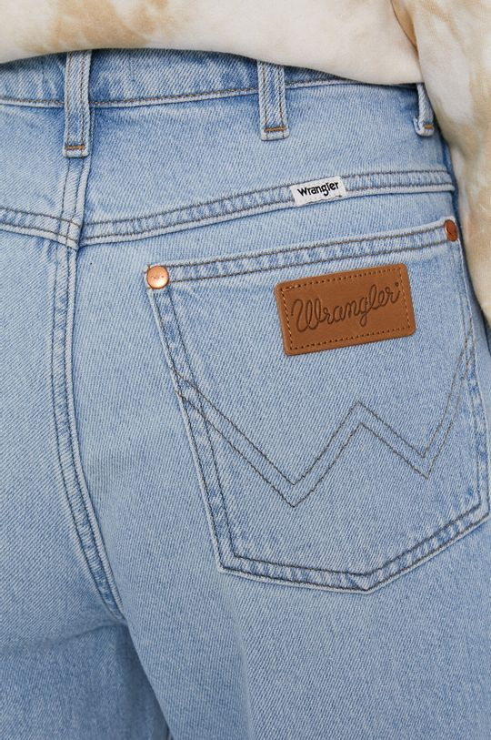 niebieski Wrangler - Jeansy Wild West