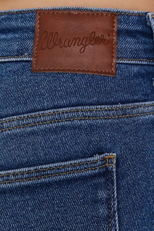 modrá Wrangler - Džíny 615