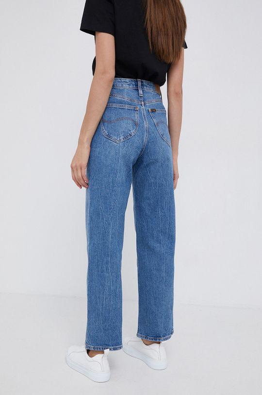 Lee - Jeansy Wide Leg Long 99 % Bawełna, 1 % Elastan