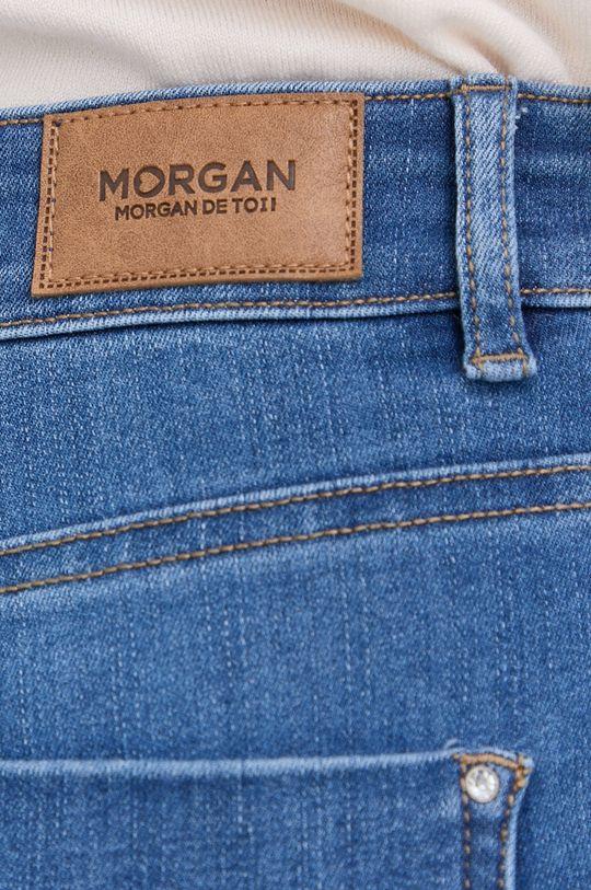niebieski Morgan - Jeansy Pam