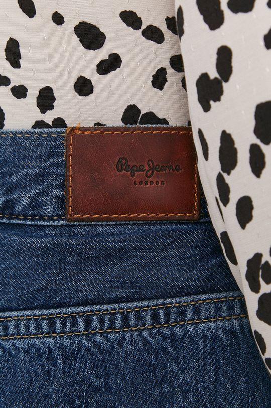 niebieski Pepe Jeans - Jeansy Rachel