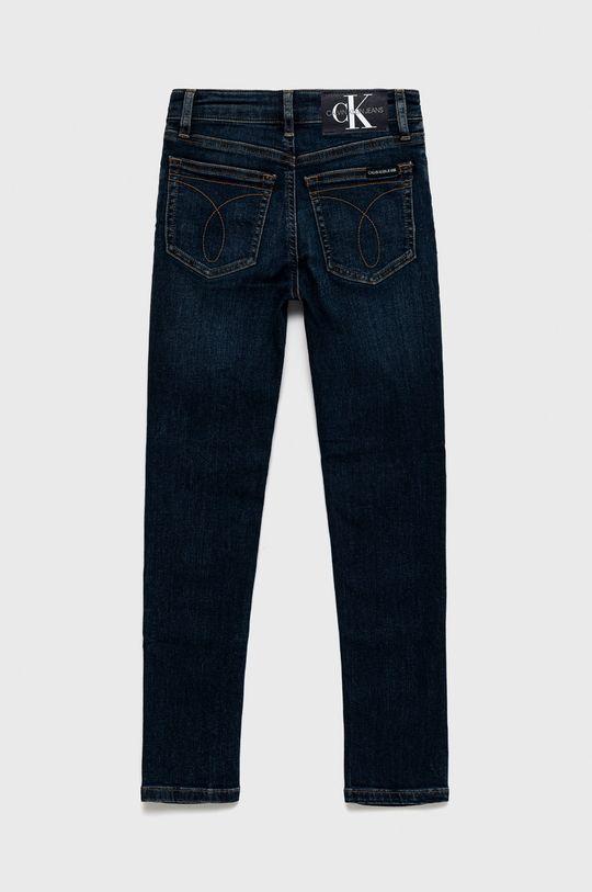 Calvin Klein Jeans - Jeansy dziecięce 98 % Bawełna, 2 % Elastan