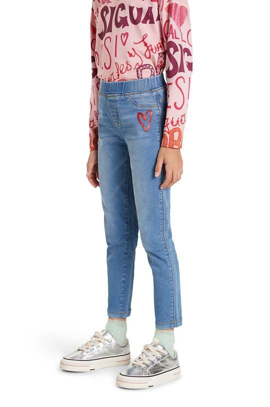 Desigual - Jeansy dziecięce Dziewczęcy