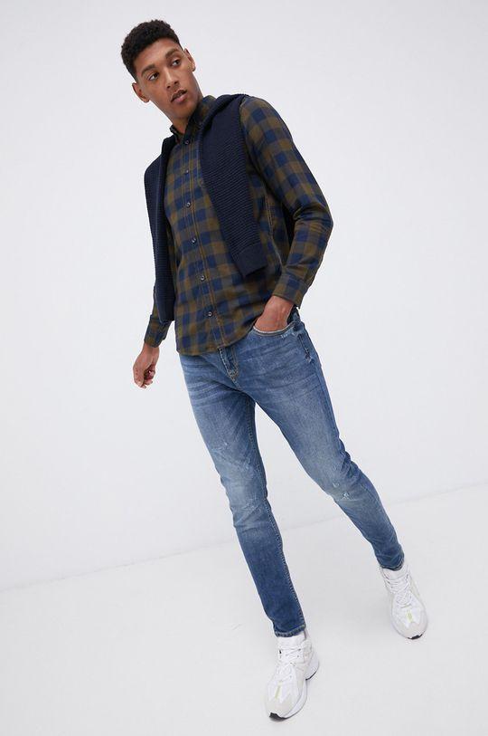 Only & Sons - τζιν παντελονι Draper σκούρο μπλε