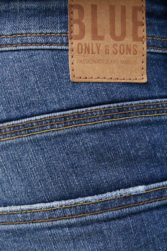 σκούρο μπλε Only & Sons - τζιν παντελονι Draper
