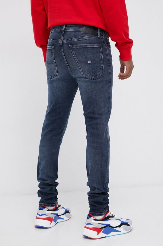Tommy Jeans - Jeansy Simon 99 % Bawełna, 1 % Elastan