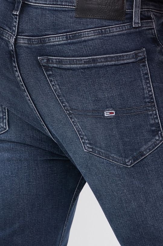 granatowy Tommy Jeans - Jeansy Simon