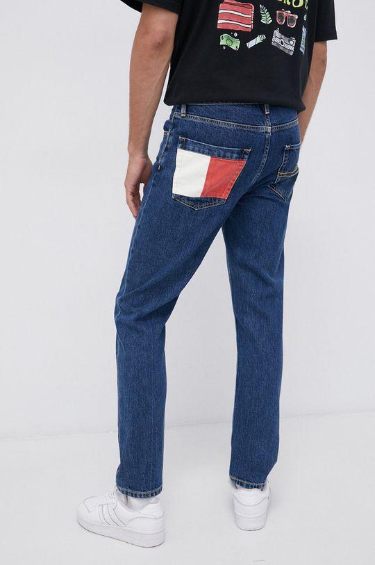 Tommy Jeans - Džíny Dad Jean  72% Bavlna, 1% Elastan, 27% Lyocell