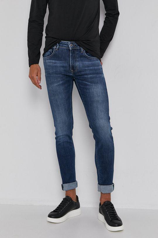námořnická modř Pepe Jeans - Džíny Finsbury Pánský