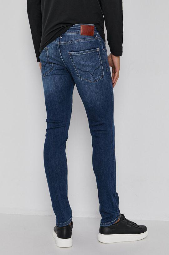 Pepe Jeans - Džíny Finsbury  Podšívka: 35% Bavlna, 65% Polyester Hlavní materiál: 93% Bavlna, 2% Elastan, 5% Jiný materiál