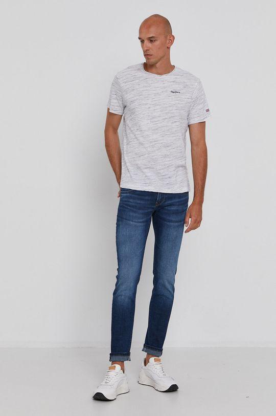 Pepe Jeans - Džíny Hatch námořnická modř