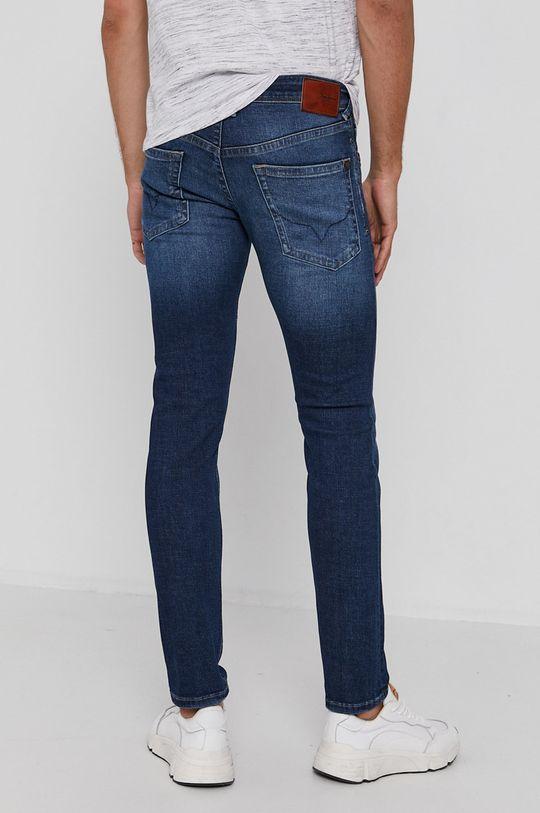 Pepe Jeans - Džíny Hatch  Podšívka: 35% Bavlna, 65% Polyester Hlavní materiál: 96% Bavlna, 1% Elastan, 3% Polyester