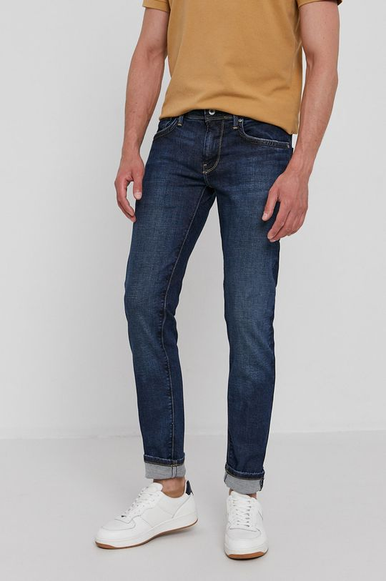 tmavomodrá Pepe Jeans - Rifle Hatch Pánsky
