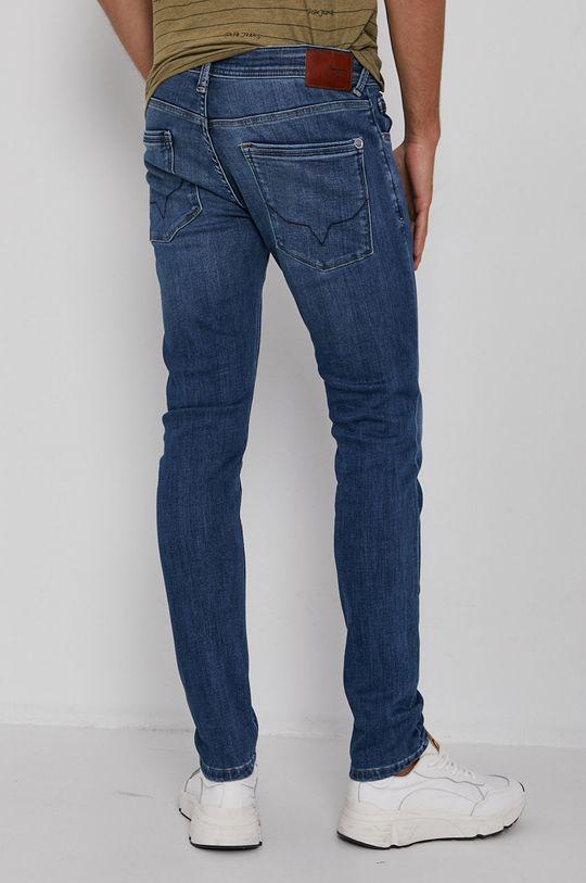 Pepe Jeans - Džíny Stanley  Podšívka: 35% Bavlna, 65% Polyester Hlavní materiál: 93% Bavlna, 2% Elastan, 5% Jiný materiál