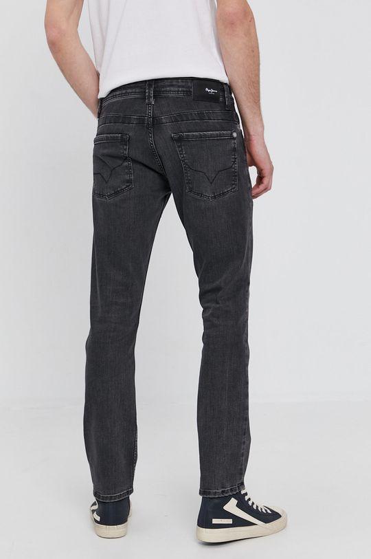 Pepe Jeans - Džíny CASH  81% Bavlna, 2% Elastan, 17% Polyester