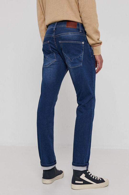 Pepe Jeans - Džíny Track  72% Bavlna, 2% Elastan, 12% Polyester, 14% Viskóza