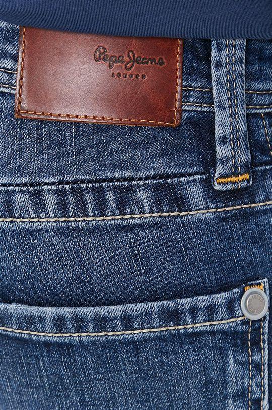 námořnická modř Pepe Jeans - Džíny CASH