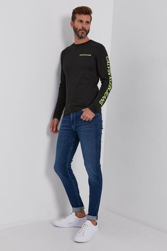 Calvin Klein Jeans - Jeansy niebieski
