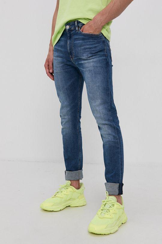 Tommy Jeans - Džíny Simon modrá