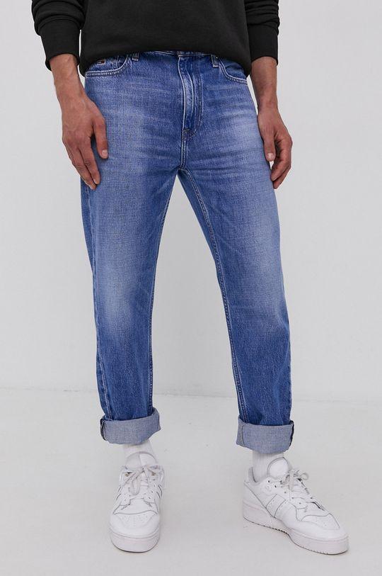 modrá Tommy Jeans - Džíny Dad Pánský