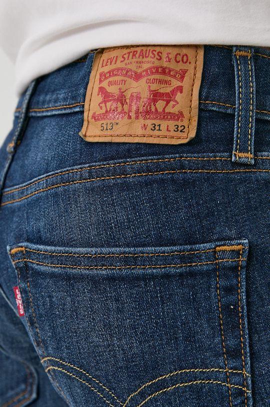 niebieski Levi's - Jeansy 513