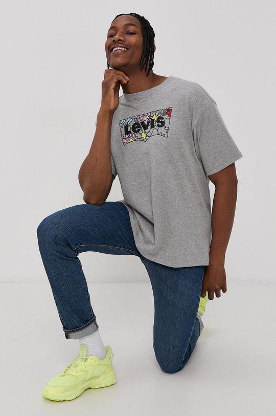 granatowy Levi's - Jeansy 510