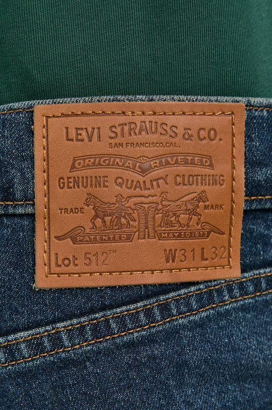 niebieski Levi's - Jeansy 512