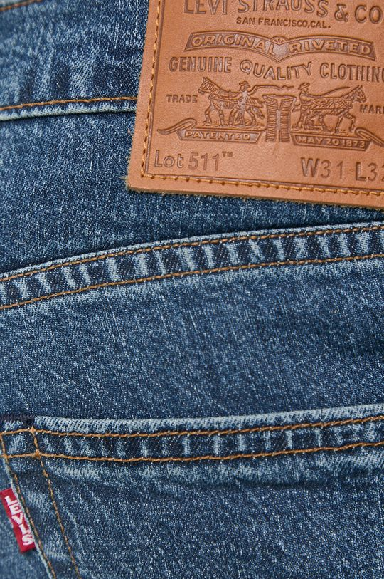 niebieski Levi's - Jeansy 511