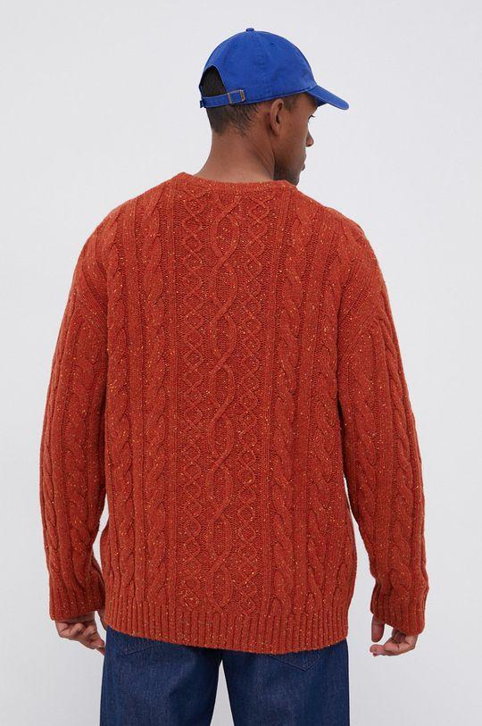 Levi's - Sweter wełniany 20 % Poliamid, 80 % Wełna