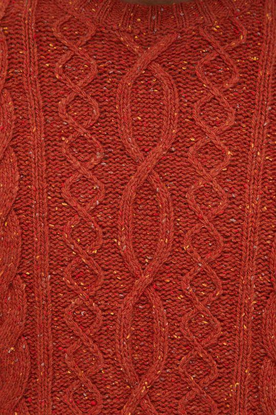Levi's - Sweter wełniany Męski